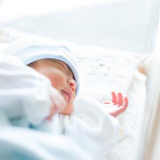 新生児聴力検査のイメージ