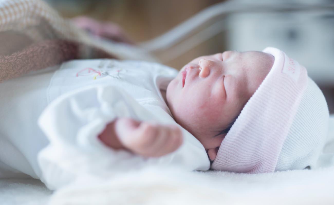 産後入院のイメージ